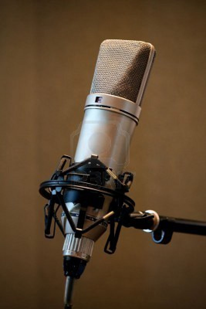 microphone 1